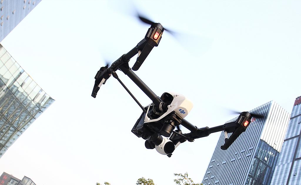 Drony coraz bardziej niebezpieczne